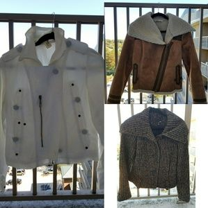 Jackets & Blazers - CLOSET CLEAR OUT SALE!! THREE Jacket bundle!!